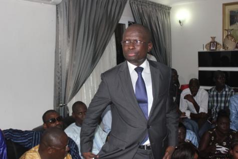 """Sidy Lamine accuse Niasse et Cie: """"Celui qui a validé la liste de Fada doit être poursuivi"""""""