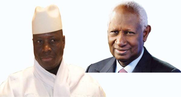 Yaya Jammeh confie avoir prédit  la chute d'Abdou Diouf