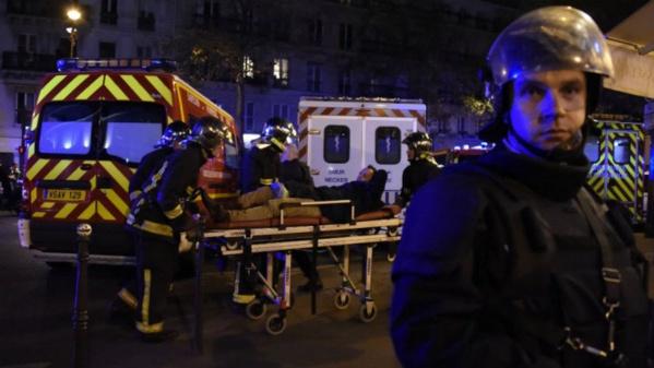 Attaques à Paris : une centaine de personnes tuées (bilan provisoire)