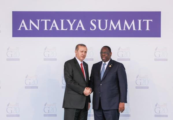 Le Président Macky Sall au G20 2015 : Une plateforme mondiale pour faire émerger les priorités de l'Afrique