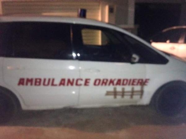Matam : Daouda Dia offre une ambulance médicalisée aux populations de Orkadiéré