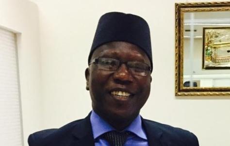 """Mouhamed Galaye Ndiaye, imam de la grande mosquée de Bruxelles : """"Tout ce que nous pouvons faire est d'enseigner le vrai islam"""""""