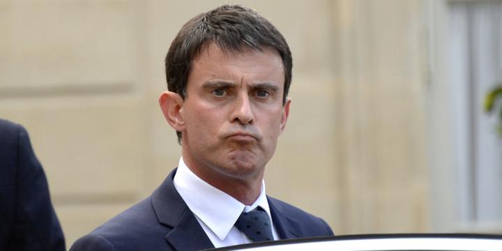 """M. Valls à M. Maréchal-Le Pen : """"Vous n'êtes ni la République ni la France"""""""