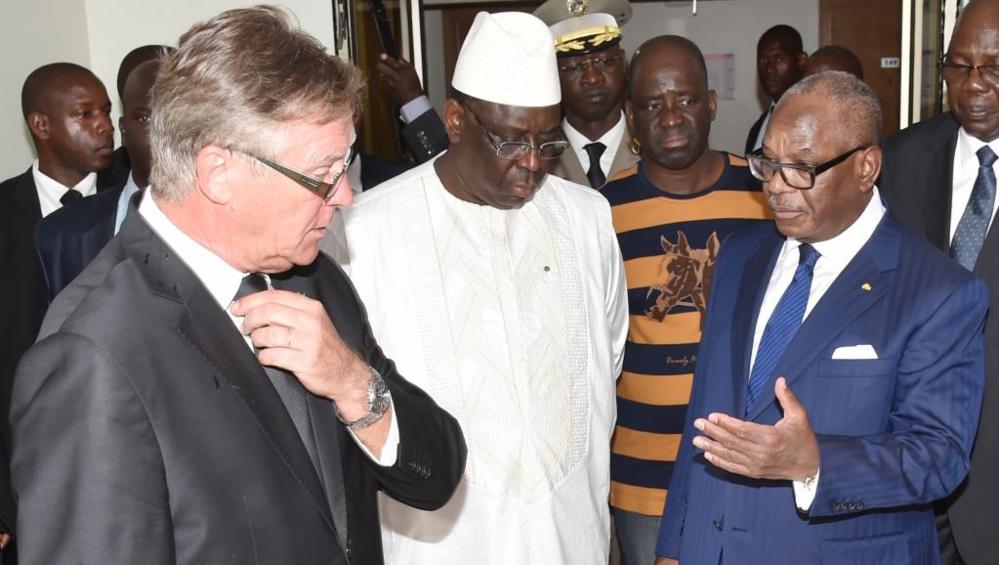 Mali: à Bamako, Macky Sall et IBK unis contre le terrorisme