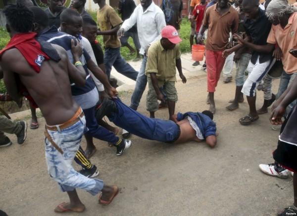 Burundi : Quatre personnes au moins ont péri dans des heurts