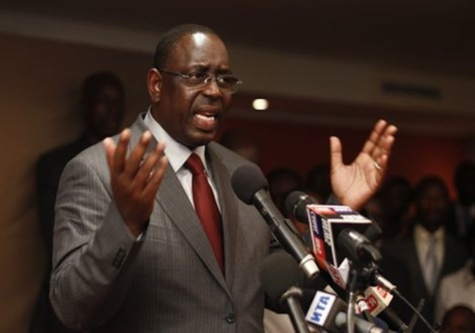 Macky Sall: « Je travaillerai avec ceux qui pensent au Sénégal avant de penser à eux-mêmes »