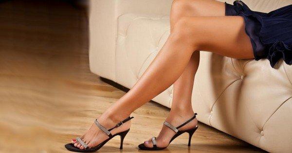 Mesdames : Grâce à cette super astuce, n'ayez plus jamais mal aux pieds !