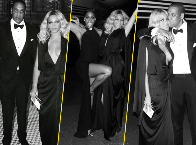 Photos : Décolleté abyssal, dépenses à gogo et Bellagio, Beyoncé et Jay-Z s'éclatent à Las Vegas !
