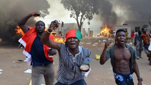 Burkina : Un dimanche d'une grande révolution « démocratique » pour le pays