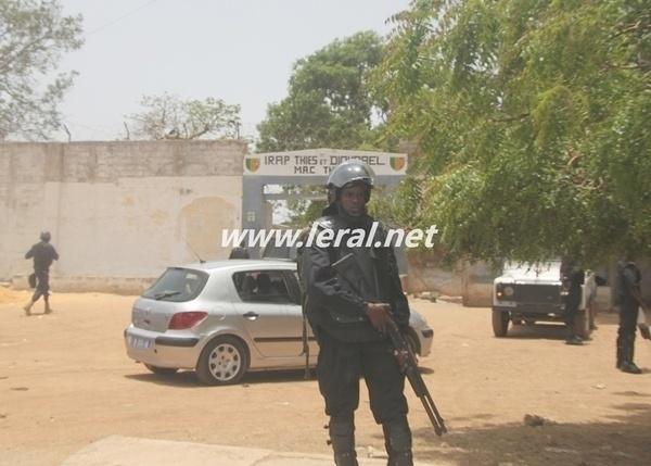 Thiès: Une nouvelle cellule pour les 3 présumées djihadistes de Guédiawaye en construction à la Mac