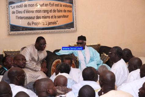 Touba : Le Président Macky Sall promet de construire un hôpital moderne de 200 lits en 2016