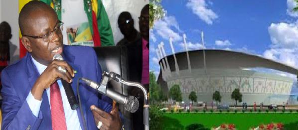 Matar Bâ, ministre des Sports : « L'arène nationale sera à Pikine et nulle part ailleurs »