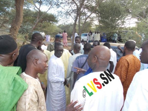 Urgent : Le ministre Abdoulaye Sally Sall (encore) victime d'un accident