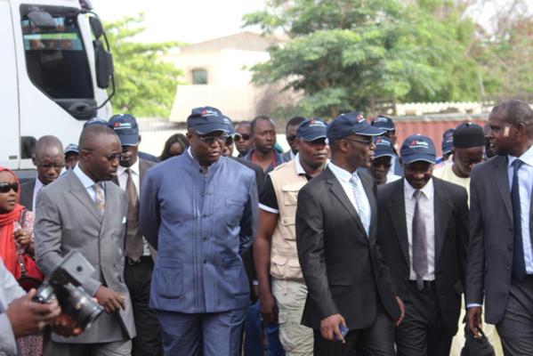 Sénégal-Electricité : Thierno Alassane Sall salue les efforts de gestion de la Senelec
