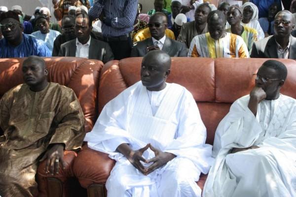 Oumar Guèye invite Idrissa Seck à venir travailler aux côtés de Macky Sall