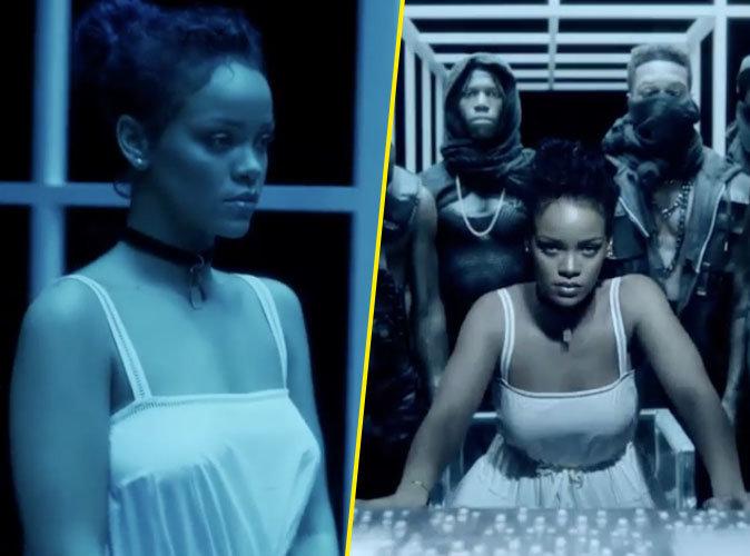 Photos : Rihanna, captivante pour le dernier teaser d'Anti !