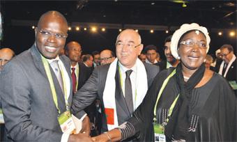 Africité à Johannesburg: Les maires de l'Apr s'opposent à la candidature de Khalifa Sall, Aïda Mbodji sauve la face du Sénégal