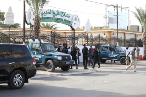 Cérémonie officielle à Touba: La fouille au scanner a failli gâcher la fête