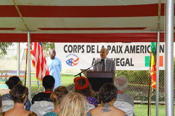 Coopération Sénégal-Etats-Unis  : 58 Nouveaux Volontaires du corps de la paix prêtent serment