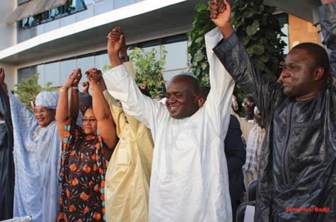 Le cadre de concertation de l'opposition (C2O) a rencontré l'ambassadeur des Etats Unis au Sénégal