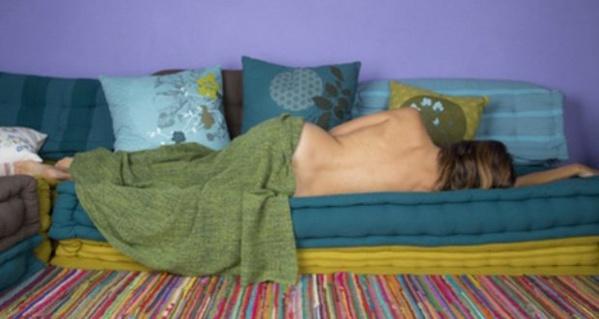 Voici ce qui arrive quand vous dormez nu