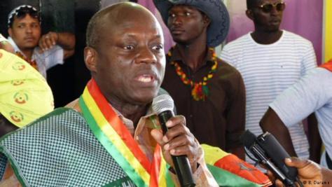 Le Président bissau-guinéen, José Mario Vaz, était à l'Isra