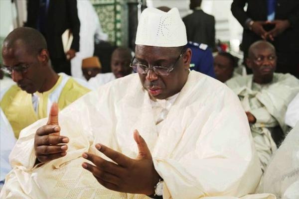 Présentation de condoléances : Le Président Macky Sall s'est rendu discrètement à Matam