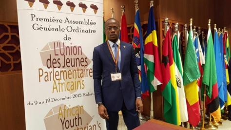 Union des jeunes parlementaires africains: Abdou Mbow élu vice président