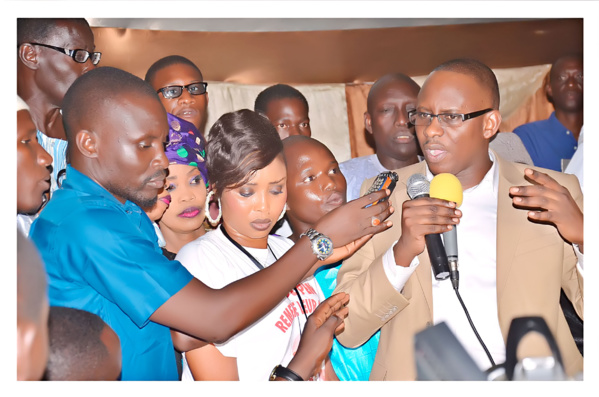 Louga : Quand Moustapha Diop dépouille Bokk Gis Gis, le Ps et le Pds de leurs militants
