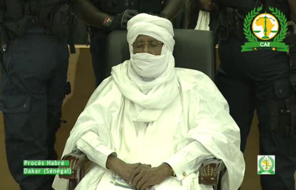 Fin des auditions du procès Habré : Les plaidoiries finales sont prévues en janvier, le verdict est attendu au printemps 2016