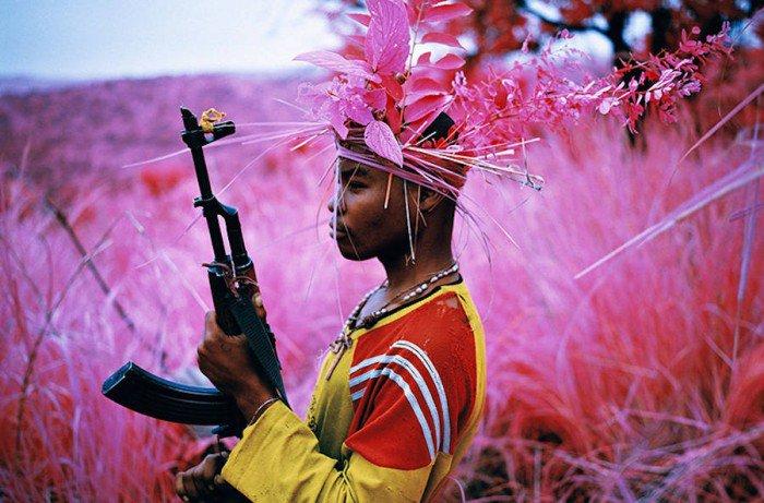 Ces superbes photos du Congo cachent en réalité une vérité tragique. Découvrez laquelle...