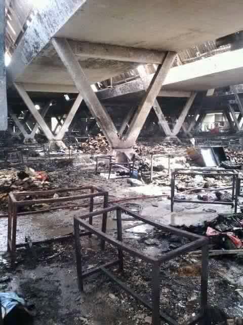 Foire - Incendie du pavillon vert: Deux exposantes maliennes arrêtées