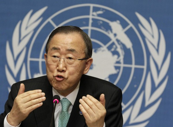 ONU : La succession de Ban Ki-moon ouverte