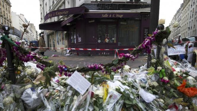 Attentats de Paris: Les victimes recevront jusqu'à 300 millions d'euros