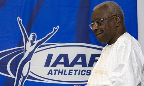 Corruption à l'IAAF : Lamine Diack voulait financer sa campagne électorale au Sénégal