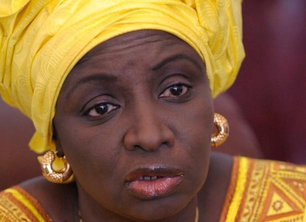 """Mimi Touré est formelle: """"Le candidat Macky Sall n'a reçu aucun soutien financier ni matériel de Lamine Diack"""""""