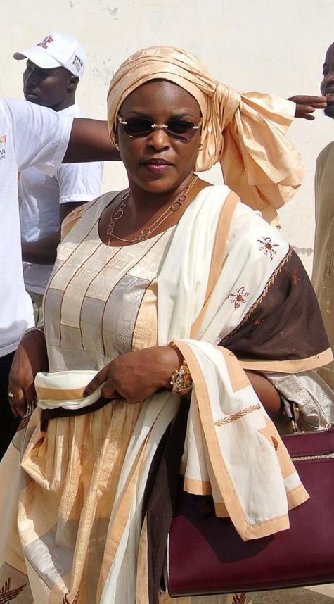 Tivaouane : La première Dame, Marième Faye Sall, ravit la vedette à son époux