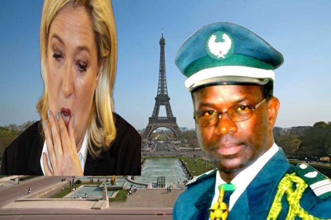 INTERVIEW : Le Colonel Moumar Guèye revient sur sa réplique contre Marine Le Pen « La France doit s'abstenir de bomber le torse devant les Africains »