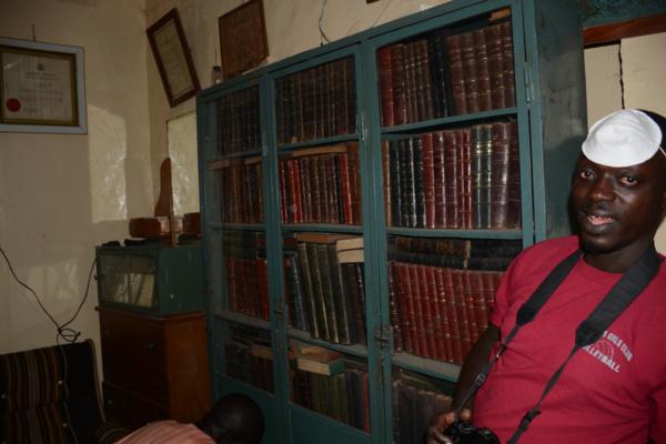 Photos-Médina Baye : Le Ziar des talibés dans la maison de Baye Niasse