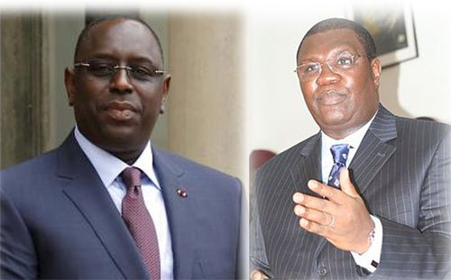 """Le deal entre Macky Sall et Ousmane Ngom"""