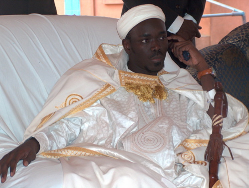 """Cheikh Moustapha Ousseynou Niasse, chef religieux : """"Médina Baye est l'une des villes religieuses les plus cosmopolites du monde…"""""""