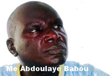 """Me Abdoulaye Babou : """"Oumar Sarr doit être traduit devant un tribunal de flagrant délit"""""""