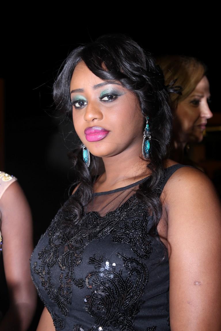 Penda Ly: L'ex Miss Sénégal toujours égale à elle-même