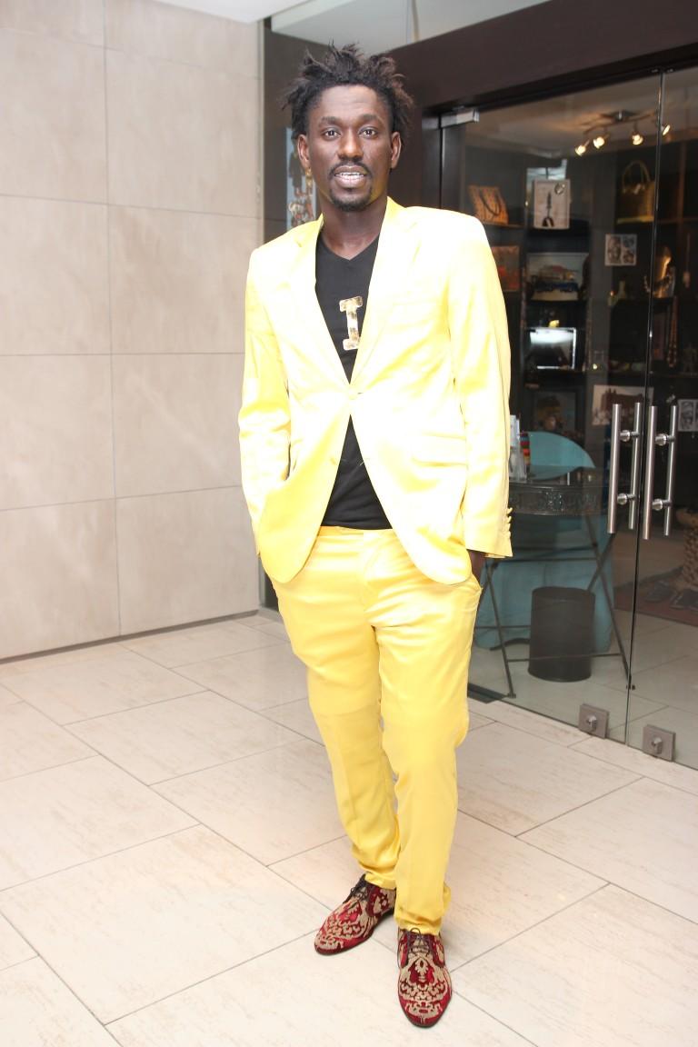 Pape Ndiaye Thiopet toujours fidèle à son style