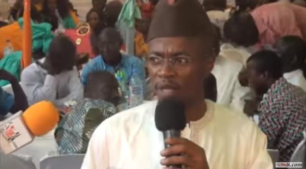 """Abdou Mbow tacle Idy : """"Je suis déçu par ce qui s'est passé au Conseil départemental de Thiès..."""""""