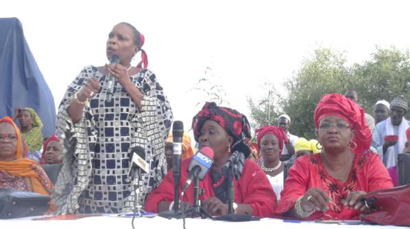 Motion de soutien : Les femmes libérales toutes derrière Oumar Sarr
