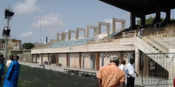 Stade Alassane Djigo : La livraison, au plus tard, en mai (ministre)