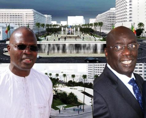 Bras de fer entre Khalifa Sall et Diène Farba Sarr : Abdoulaye Daouda Diallo en sapeur pompier