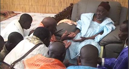 La communauté mouride en deuil: Serigne Cheikh Khady Mbacké, Khalife de Darou Mouhty, s'est éteint