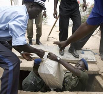 Mbour: Un policier arrêté pour trafic de drogue